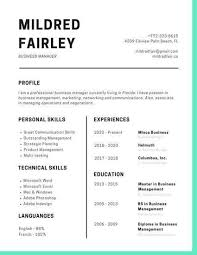 Modern Resume Examples Fascinating 48 Modern Resume Template Funfpandroidco