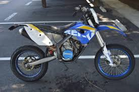 for sale 2009 husaberg fe 570 bay area ca supermoto