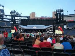 Gillette Stadium One Direction Seating Chart Gillette Stadium Field B2 Concert Seating Rateyourseats Com