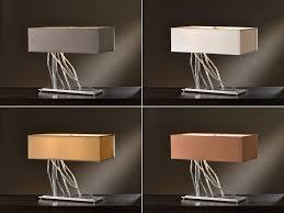 hubbardton forge 277763 brindille vintage platinum finish 16 7 nbsp tall table top lamp loading zoom