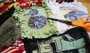 T-shirt Rag Pillow for College-Bound Kids & Tshirt-Rag-Quilt-Pillow-6 Adamdwight.com