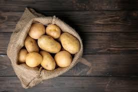 Jangan simpan kentang dalam kulkas