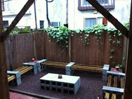 Bud Backyard 10 Ways to Use Cheap Concrete Cinder Blocks