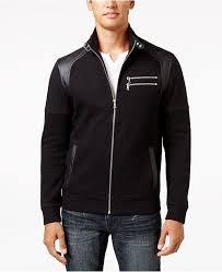 Inc International Concepts Men S Jackets Size Chart Inc Mens Fire Knit Moto Jacket Created For Macys