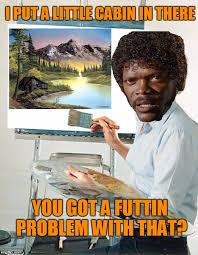bob ross week the joy of painting with jules winnfield