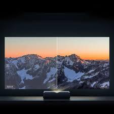 [newest version]xiaomi <b>mijia 1s 4k</b> cinema <b>laser projector</b> 2000 ansi ...