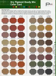 Solomon Concrete Color Chart Stamped Concrete Solomon Colors Chart Stamped Concrete