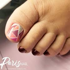 Cute Pedicure Designs Over 50 Fun Toe Nail Designs To Go Crazy Over