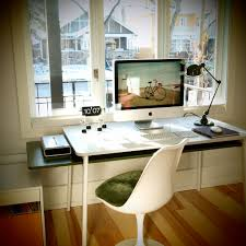 home office decor computer. Perfect Home Office Foxy Images Of Modern IMac Computer Desk Design And Decoration   Exquisite Picture White To Home Decor T