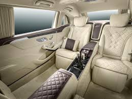 On this page we present you the most successful. Mercedes Maybach Pullman Longs For Attention Autoguide Com News
