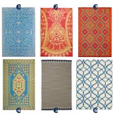 marvellous design outdoor oriental rug roundup excellence at home