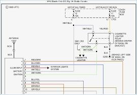 2003 honda civic radio wiring diagram somurich