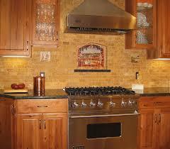 best kitchen backsplash designs for kitchen rustic brick kitchen backsplash designs stainless steel range hood