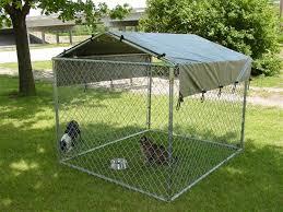 4x10 basic kit kennel cover 2 truss