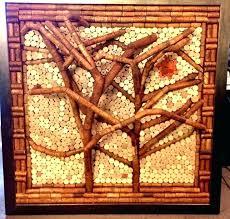 cork wall art wine cork art wine cork wall art diy wine cork arts and crafts