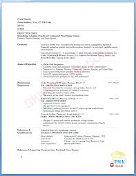 Resume Professional Chef Resume Sushi Cover Letter Executive