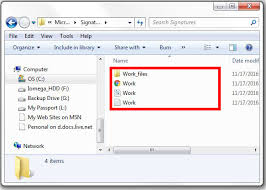 How To Find The Outlook 2013 Signature Location Live2tech