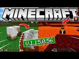 minecraft pe 1 15 0 56 beta