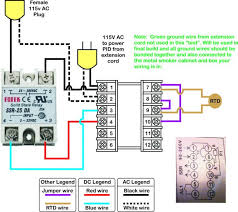 pt thermocouple wiring diagram wiring diagrams 3 wire rtd extension nilza