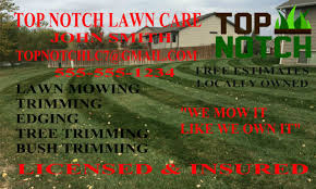 lawn care flyers info how to make lawn care flyers and postcards for