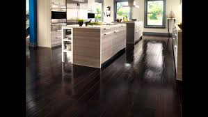 Dark Laminate Flooring In Kitchen Dark Hardwood Floors Dark Hardwood Floors And Dark Kitchen
