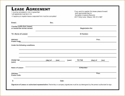 Free Newspaper Advertising Contract Template Awesome Simple Lease ...