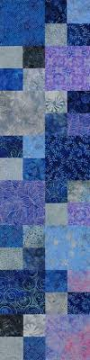 Best 25+ Batik quilts ideas on Pinterest | Quilts, Stained glass ... & Test the accuracy of your seams on an easy table runner. This version  features fabrics ... Adamdwight.com