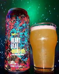 Cerveja artesanal Heartbeat DIPA – Dádiva 473 ml