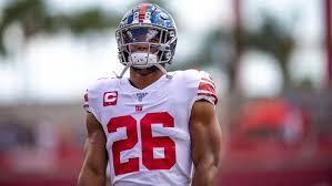 Latest On Injured Giants Rb Saquon Barkley Shurmur Says We