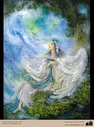 way to heaven fresh painting farshchian gallery of islamic way to heaven fresh painting farshchian