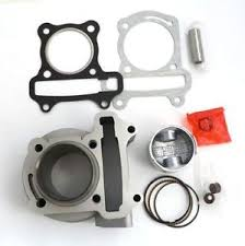 roketa parts gy6 80cc big bore kit cylinder head piston ring performance parts scooter roketa