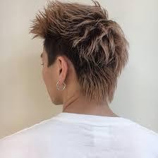 マイ ヘアー こんな髪型ですがマツエクカラーカットで可愛く綺麗