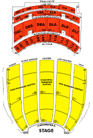 fox theatre atlanta seating chart