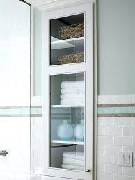 recessed bathroom shelving ideas smart ways to a whole lot more in your bathroom in recessed bathroom shelving