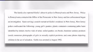 Grand Jury Report Children In Dauphin County Sexually Abused By
