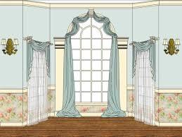 arched window treatments. Arched Window Treatments - Contemporary S