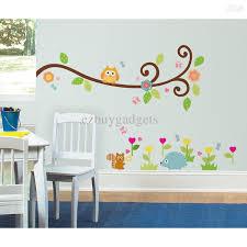 Owl Bedroom Decor Kids Wall Art For Kids