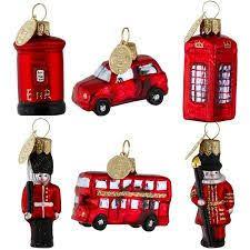 resultado de imagem para british christmas decorations british