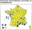 Solaire : la France inaugure la plus grande centrale daposEurope