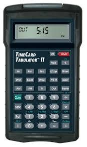 Time Card Calculator