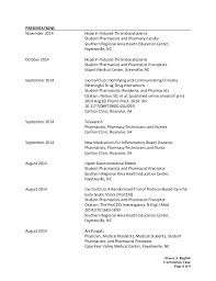 Resume For Pharmacy School Englishor Com