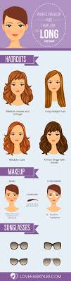 Hairstyle According To My Face 25 Best Ideas About Long Faces On Pinterest Hairstyles For Long