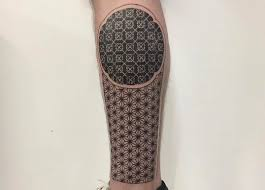 Geometric Tattoos The Full Story Chronic Ink Tattoo