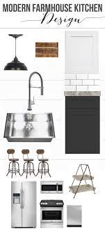 Kitchen Design Plans Modern Farmhouse Kitchen Design Plans Cherished Bliss