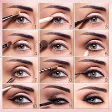 how to apply eye shadow for beginners step by step tutorial