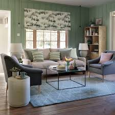 green living room ideas redecorate with the colour of the season