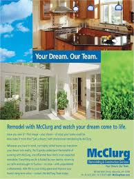 LPM Advertising Agency McClurg Remodeling Construction Fascinating Remodeling Advertising