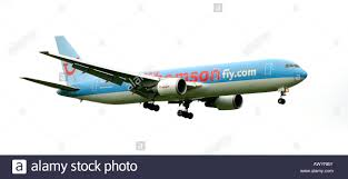 plane aeroplane aircraft airplane high sky blue land arrive travel transportation connect fast airport aerial world