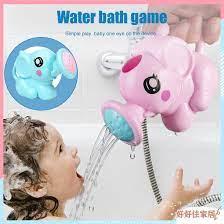 Đồ chơi bình tưới nước hình voi đáng yêu cho bé tắm giá cạnh tranh
