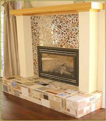 ceramic tile fireplace design glass tile fireplace surround ceramic tile fireplace surround design ideas